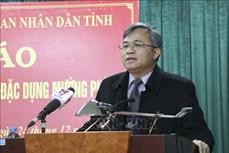 """Vụ vùng lõi rừng đặc dụng Mường Phăng (Điện Biên) bị """"rút ruột"""": Họp báo thông tin về vụ việc"""