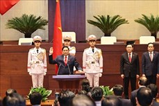 Tân Thủ tướng Chính phủ Phạm Minh Chính: Nỗ lực cùng các thành viên Chính phủ đoàn kết, liêm chính, hành động quyết liệt, hiệu quả