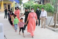Biên phòng Sơn La góp phần nâng cao chất lượng giáo dục vùng biên