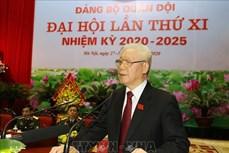 Tổng Bí thư, Chủ tịch nước Nguyễn Phú Trọng: Xây dựng Quân đội cách mạng, chính quy, tinh nhuệ, từng bước hiện đại, đáp ứng yêu cầu, nhiệm vụ bảo vệ Tổ quốc trong tình hình mới