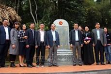 Khánh thành dự án tu bổ các điểm di tích lịch sử của Văn phòng Trung ương Đảng tại Tuyên Quang