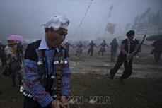Hòa Bình: Lễ hội Gầu Tào thu hút được hàng nghìn người tham gia