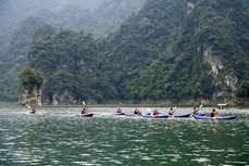 Huyện vùng cao Lâm Bình phát triển du lịch mạo hiểm