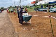 """Đắk Nông: Tổ chức các """"Gian hàng 0 đồng"""" hỗ trợ người khó khăn do dịch COVID-19"""