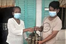 Người dân Khmer Sóc Trăng chung tay đẩy lùi dịch COVID-19