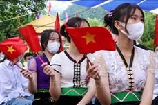Khai giảng năm học mới 2021-2022 ở tỉnh miền núi Lai Châu