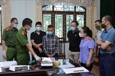 Lai Châu: Phá chuyên án mua bán ma túy lớn