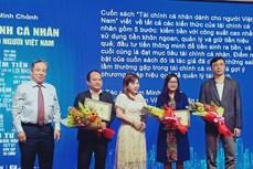 Công bố Top 10 tựa sách, bộ sách do bạn đọc báo Doanh nhân Sài Gòn bình chọn
