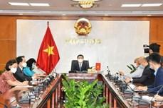 越南与日本密切协调 有效实施CPTPP