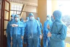 Việt Nam ghi nhận 1 ca mắc COVID-19 mới được cách ly ngay tại Quảng Ninh