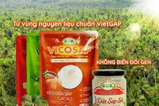 Trà Vinh công nhận thêm 26 sản phẩm OCOP