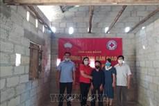 Bàn giao nhà đại đoàn kết tại các địa bàn khó khăn ở Cao Bằng