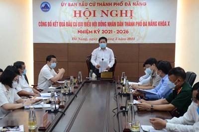 国会与各级人民议会换届选举:岘港市通过各级人民议会换届选举结果