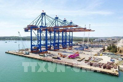Germalink国际港一期工程正式投产