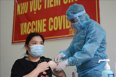 2021年10月底岘港将为高中生接种新冠疫苗