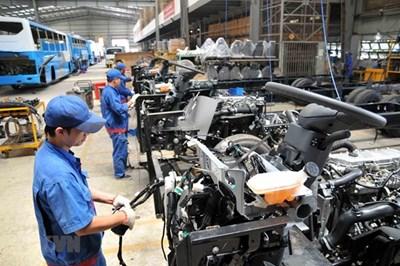 胡志明市设定各工业区吸引5.5亿美元投资资金的目标
