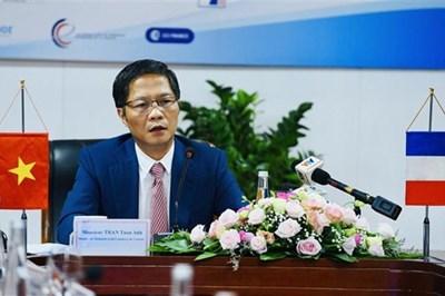 越南与法国企业迎来融入全球供应链的机遇