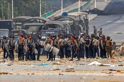 越南与联合国安理会:越南呼吁国际社会帮助缅甸停止暴力促进对话