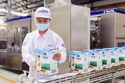越南乳制品股份公司继续稳居《越南最佳上市公司50强》的前十大企业行列
