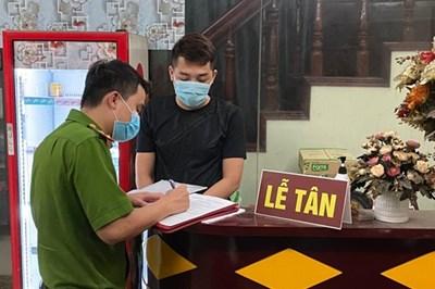 海阳省处罚2 名无证执业的外国人