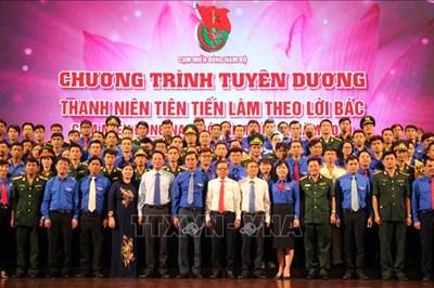 Bình Thuận tuyên dương thanh niên dân tộc, tôn giáo tiêu biểu làm theo lời Bác