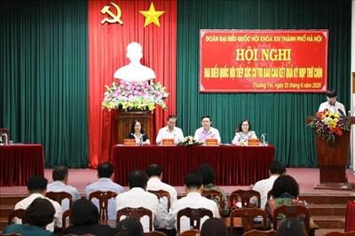 Bí thư Thành ủy Hà Nội Vương Đình Huệ: Không để tiềm năng, thế mạnh cửa ngõ phía nam Thủ đô bị 'lãng quên'