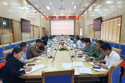 Lai Châu đẩy mạnh tuyên truyền bầu cử trong vùng đồng bào dân tộc thiểu số, biên giới