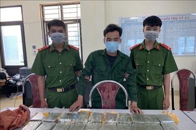 Sơn La liên tiếp bắt quả tang hai vụ lớn về ma túy