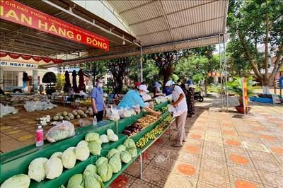 Đắk Nông hỗ trợ tiêu thụ hơn 11.000 tấn nông sản cho dân
