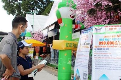 """Cơ hội """"săn"""" tour du lịch mới, giá rẻ tại Ngày hội du lịch Thành phố Hồ Chí Minh"""