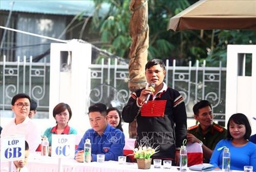 Y Hly Nie Kdam - Dang vien nguoi E de tam huyet voi hoat dong cong dong hinh anh 1