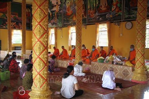 Dong bao Khmer Soc Trang don Tet Chol Chnam Thmay an toan, am cung hinh anh 3