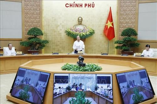 Thu tuong Nguyen Xuan Phuc: Thanh pho Ho Chi Minh phai tro lai vi the cuc tang truong dau tau kinh te cua ca nuoc hinh anh 1