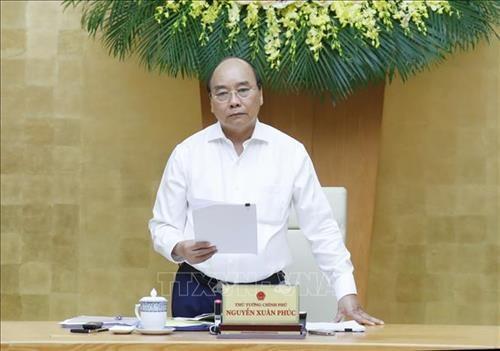 Thu tuong Nguyen Xuan Phuc: Thanh pho Ho Chi Minh phai tro lai vi the cuc tang truong dau tau kinh te cua ca nuoc hinh anh 2