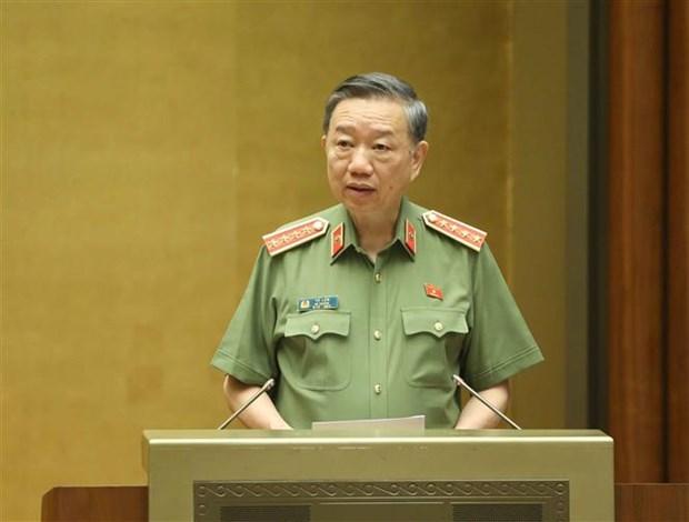 越南第十四届国会第九次会议公报(第五号) hinh anh 1
