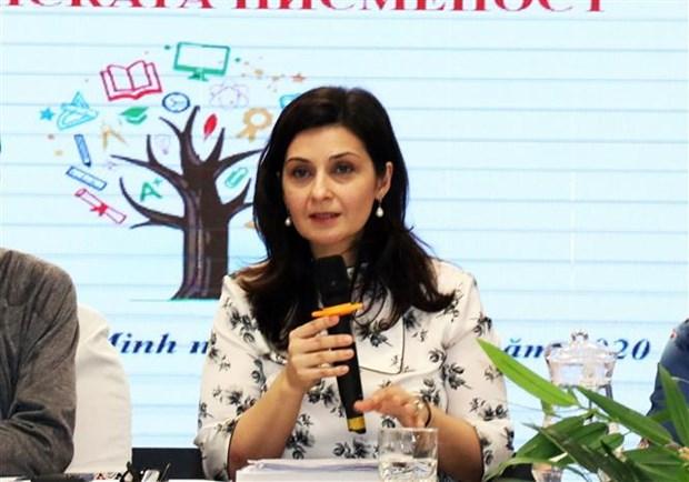 越南与保加利亚促进文化教育合作关系 hinh anh 2