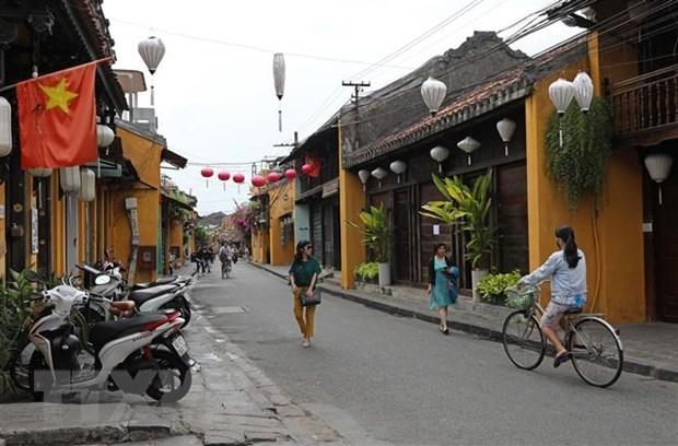 2020年前5月越南接待外国游客量同比下降48.8% hinh anh 1