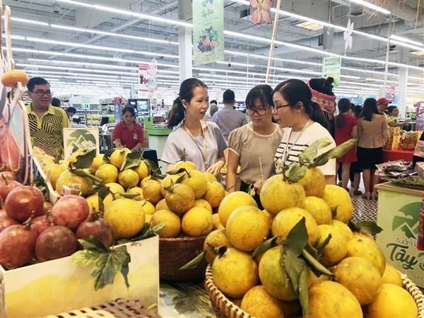 美国是越南农产品的最大出口市场 hinh anh 1