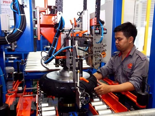 胡志明市工业生产呈复苏势头 hinh anh 1