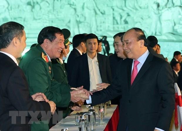 政府总理阮春福:农民需改变生产组织的思维 将先进技术应用于生产 hinh anh 1