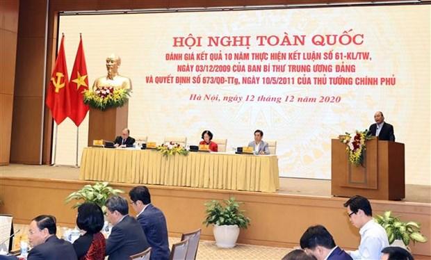 越南政府总理阮春福:打造一支把握科学技术和数字经济的新一代农民队伍 hinh anh 2
