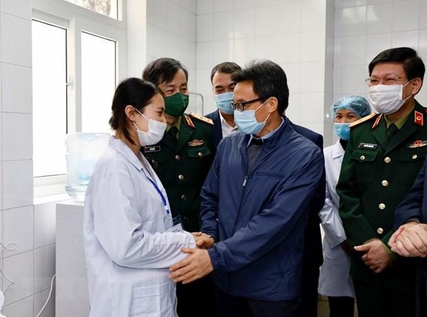 越南——防控新冠肺炎疫情的亮点 hinh anh 3