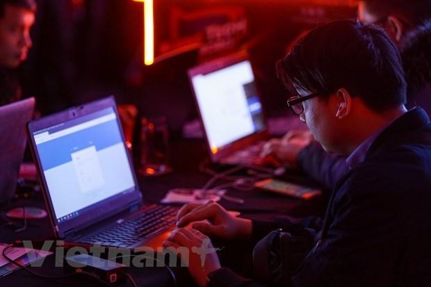 2020年越南受到超过5000次网络攻击 hinh anh 1