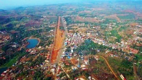 中国将对柬埔寨蒙杜基里省机场进行升级改造 hinh anh 1