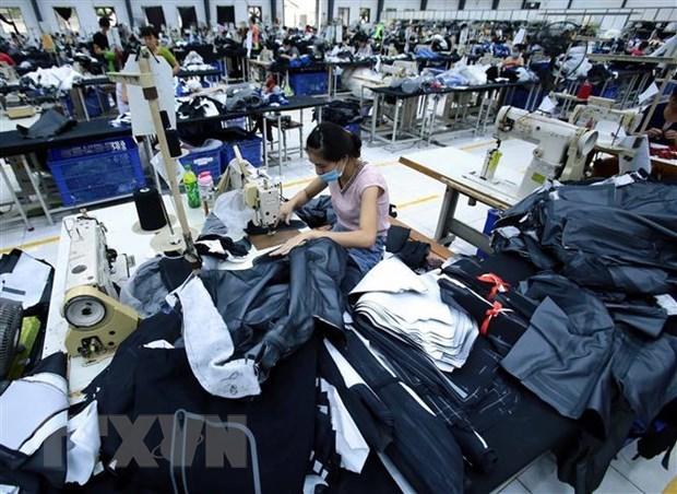经济学人智库:越南是亚洲供应链的中心 hinh anh 1