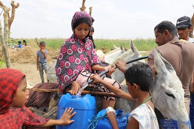 联合国安理会对也门人道主义形势日益恶化深表关切 hinh anh 1
