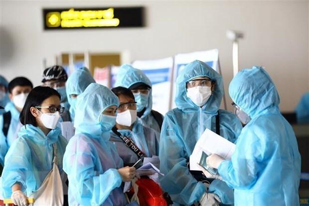 越南外交部例行记者会:建议有特殊需要的公民才应申请春节回国 hinh anh 1