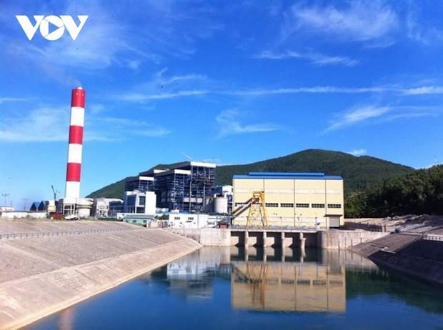 第一永昂热电厂年发电量达65亿千瓦时 hinh anh 1