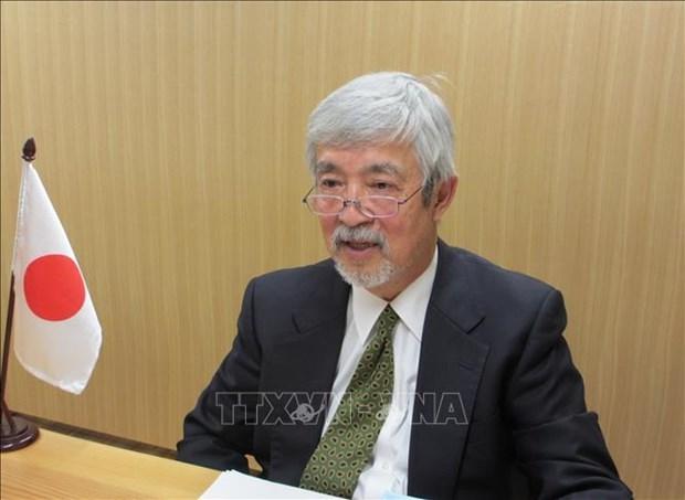 日本专家高度评价越南在经济发展与疫情防控中取得的成功 hinh anh 1