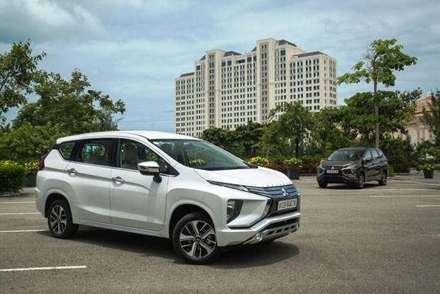 三菱汽车越南公司因加油泵故障召回9000多辆Xpander和Outlander汽车 hinh anh 1
